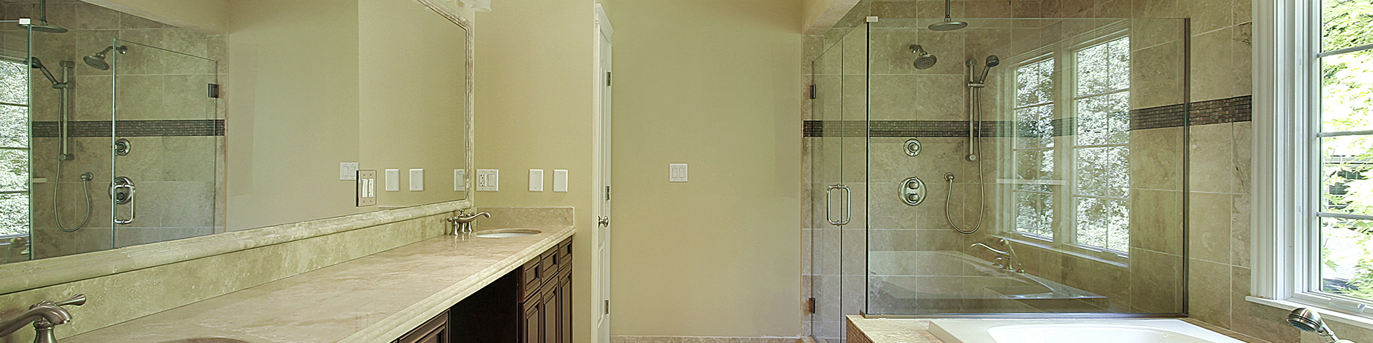 Frameless Shower Doors In Orlando, FL