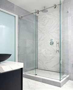 Glass Shower Door in Orlando, FL